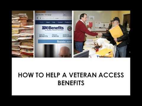 Webinar: VA Compensation & Disability