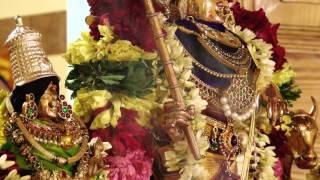 """Sanskrit Hymn from Kavi Jayadeva Krutha Gita Govinda (Ashtapadis) - """"Smara Samarochitha Virachitha"""""""""""