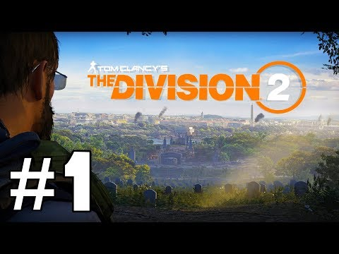 Division 2 Full Release Intro | The Division 2 | Part 1