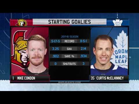 Maple Leafs Game Preview: Toronto vs Ottawa - September 18, 2018