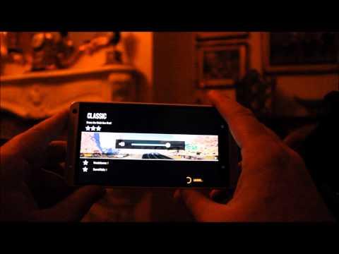 HTC One MAX Games Demos: Aces, Air Supremacy, Temple Run, Minion Rush, Asphalt 8, Dead Trigger 2