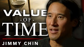 WHY TIME IS OUR ONLY CURRENCY - Jimmy Chin   London Real
