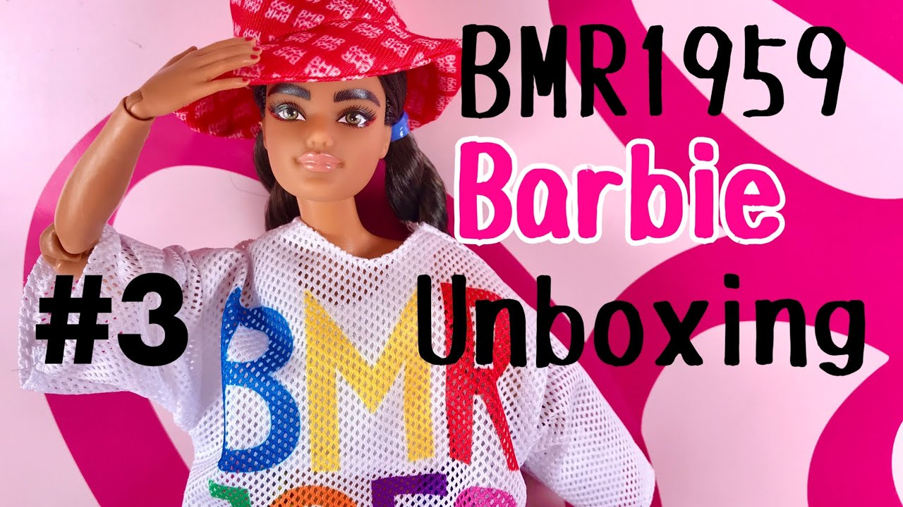 BMR1959 BARBIE DOLL UNBOXING & REVIEW 2020! ep3 DIVA FACE