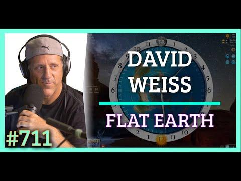 Simulation #711 David Weiss — Flat Earth