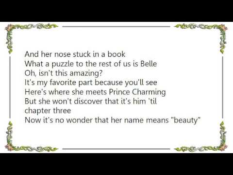 Disney - Belle Lyrics