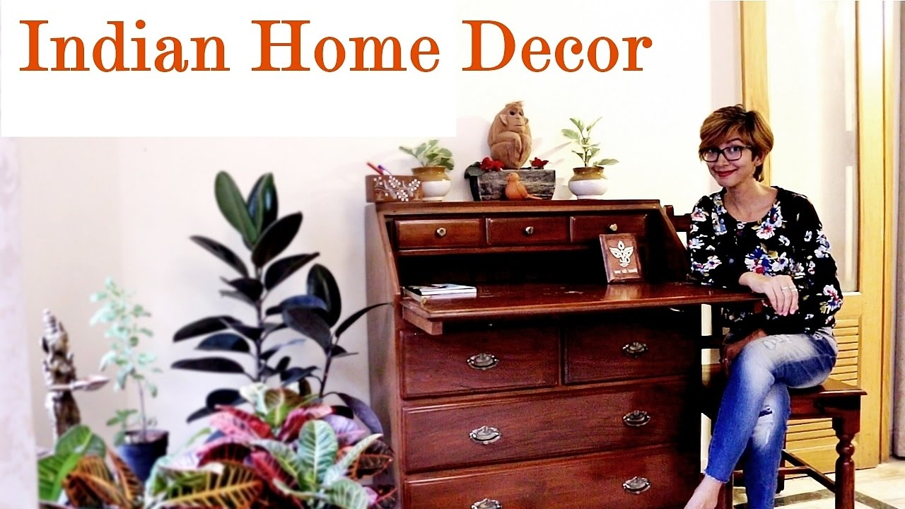 Indian Home Decor Ideas   Study Room | Desk Decor For Summers