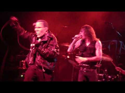Austrian Death Machine - I Am A Cybernetic Organism, Living Tissue Over (Metal) Endoskeleton LIVE HD
