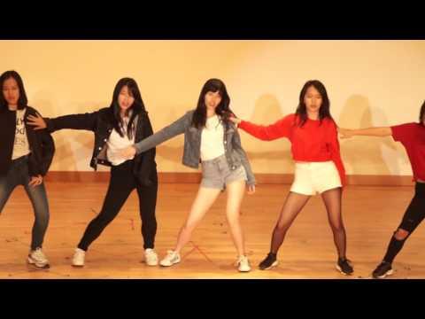 2016-2017 Drama Competition Dance Club Performance