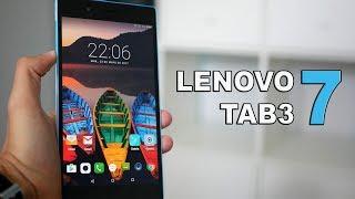 Lenovo TAB3 7 LTE, una tablet barata con 4G y GPS