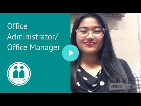 Office Administrator/Office Manager