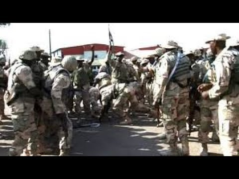 (BREAKING NEWS) togolese soldiers bėạtėn up in Ghana for trying to ạrrėst someone
