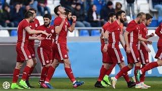 Georgia 5-0 Latvia 28.03.2017 (International friandly match)