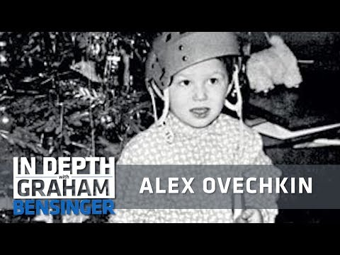 Alex Ovechkin: I never doubted I'd play in the NHL
