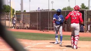 Khalil lee, of, kansas city royals