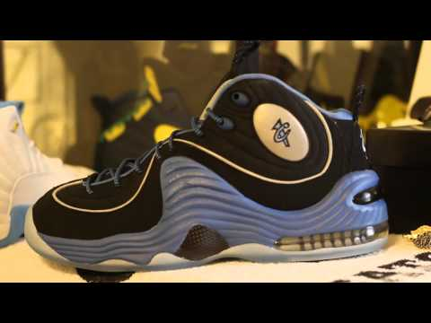 "Nike Air Penny II ""Orlando"" @NothinButJays Video #132 New Orleans Sneakerhead"
