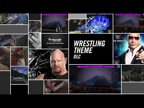 Wrestling Theme Song Pack   Rocksmith 2014 Edition Remastered DLC