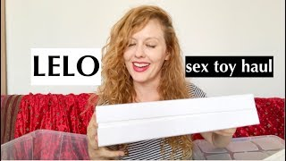 LELO Sex Toy Haul  - Venus O'Hara