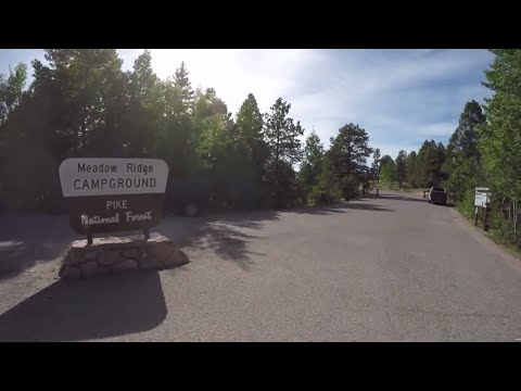Meadow Ridge Campground - Rampart Reservoir Recreation Area
