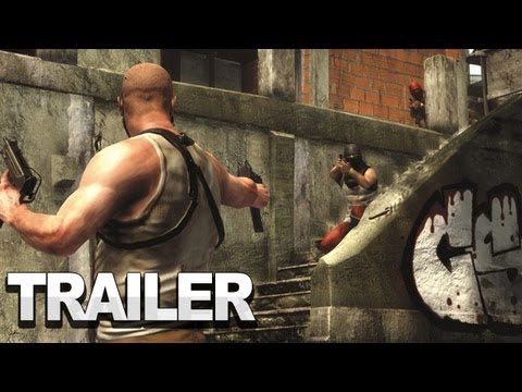 Max Payne 3 Multiplayer Gameplay Trailer Youtube
