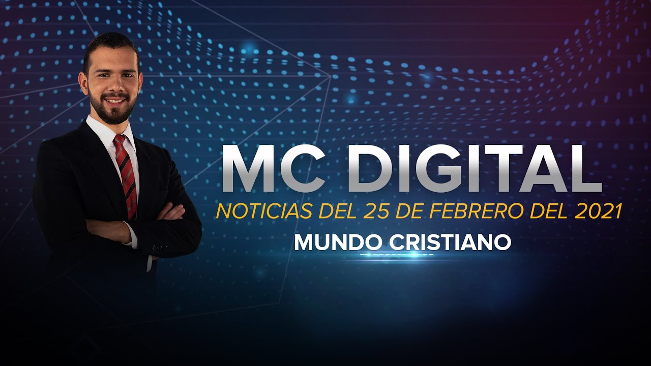 Iglesias ayudan a damnificados por tormentas, esto y más en MC Digital