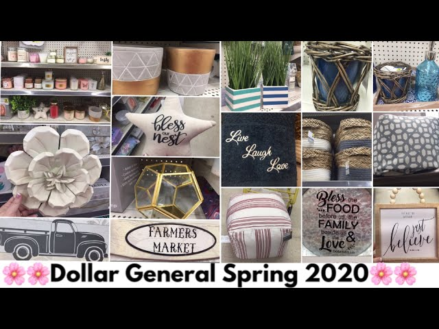Dollar General Spring 2020! ALL NEW!! MUST SEE