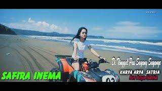 Download SAFIRA INEMA DITINGGAL PAS SAYANG SAYANGE  (DJ JHANDUT)