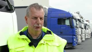 Berufskraftfahrer Logistik bei Bünting