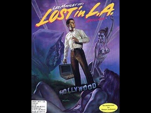 Les Manley in lost in L A   *  Español *   Intro |