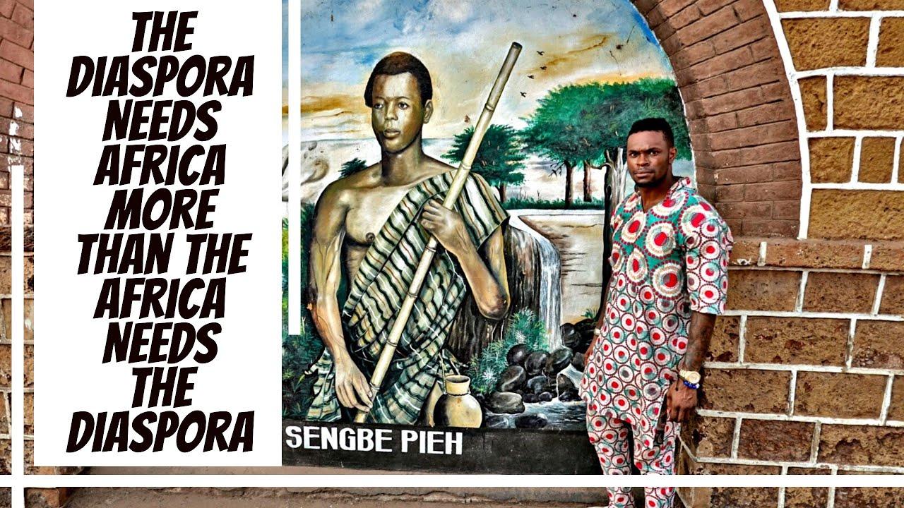 The Diaspora Needs Africa More Than Africa Needs The Diaspora w/ Chief Foday