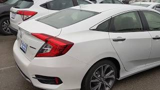 2019 Honda Civic Touring quick review