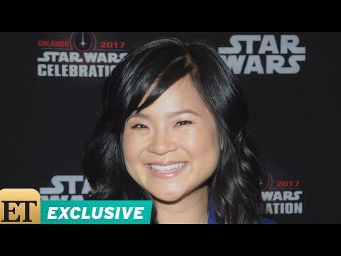 Download Youtube: EXCLUSIVE: 'Star Wars: The Last Jedi' Star Kelly Marie Tran Talks Unlikely Hero Rose