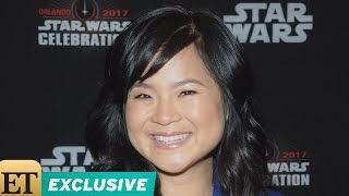 EXCLUSIVE: 'Star Wars: The Last Jedi' Star Kelly Marie Tran Talks Unlikely Hero Rose