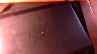 видео Lenovo B6000-F YOGA TABLET 8 висит на заставке. ;)