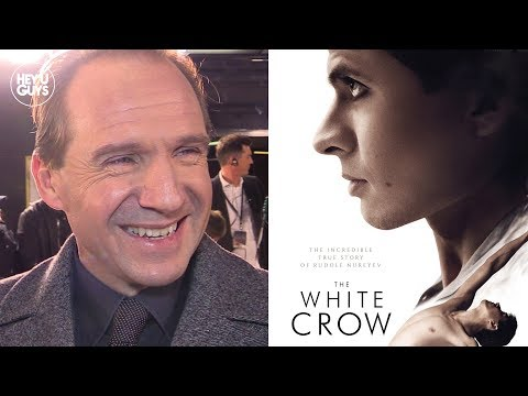 The White Crow Premiere -  Ralph Fiennes