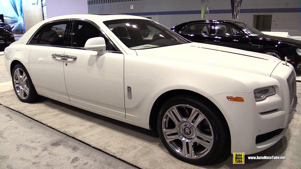 Rolls Royce Ghost 2015 Interior