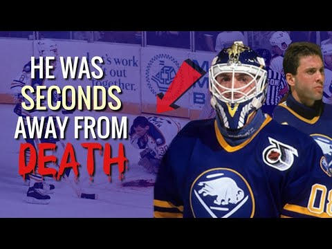 He Was Seconds Away From Death The Story Of Clint Malarchuk Youtube