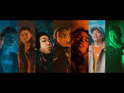 Reddy, Sway D, Paloalto, G2, YunB, Huckleberry P & 조원우 (Jowonu) - Air [Official Video]