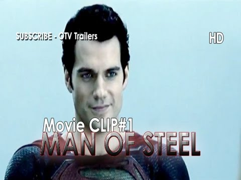 """Man of Steel Movie CLIP - """"Whats The """"S"""" Stand For 2013"""" - Superman OTV Trailers"""
