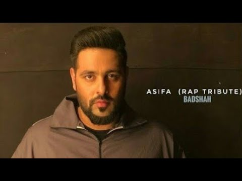 New Rap song of badshah: justice for asifa