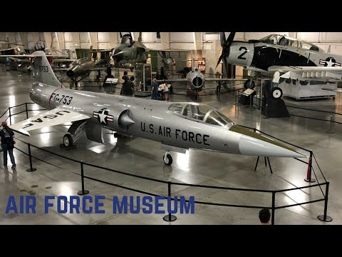 Visiting the Hill AFB Aerospace Museum!