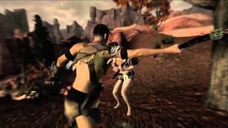 Fallout: New Vegas - Honest Hearts trailer HD