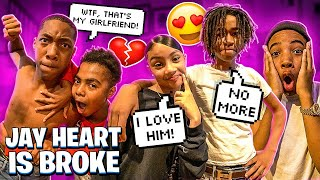 ASIA LIKE TRAY PRANK ON JAY! (HE LOSES HIS MIND)