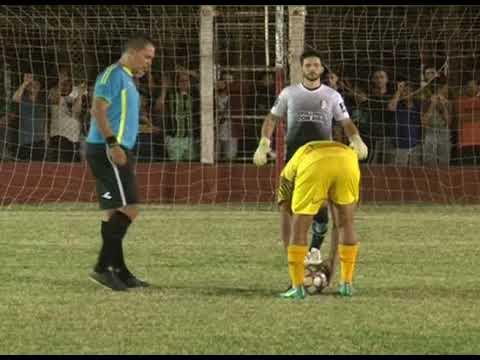 "Final Ascenso ""B"" liga bellvillense,  Defensores San Marcos vs. Luro Cintra - 21-12-2017"