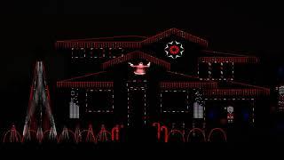 Rock Sugar - Don't Stop The Santa Man: xLights Sequence - Pro Layout