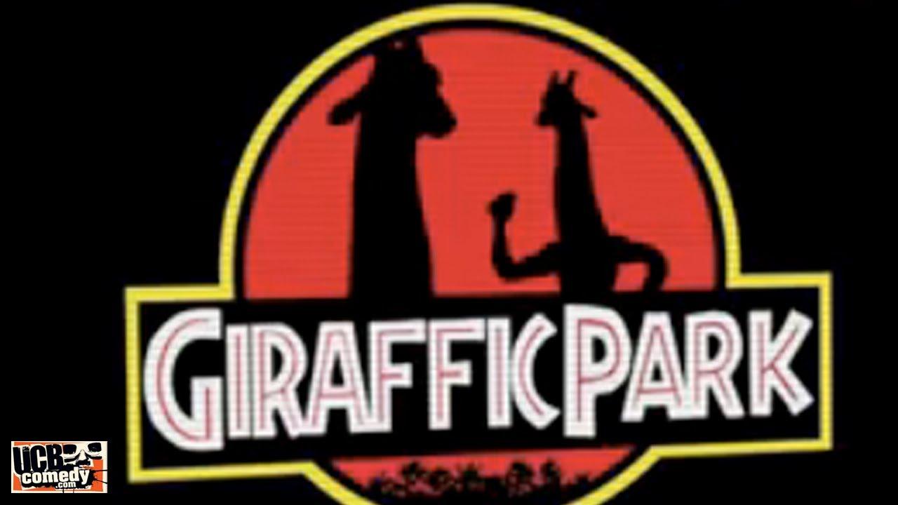 giraffic park a sketch