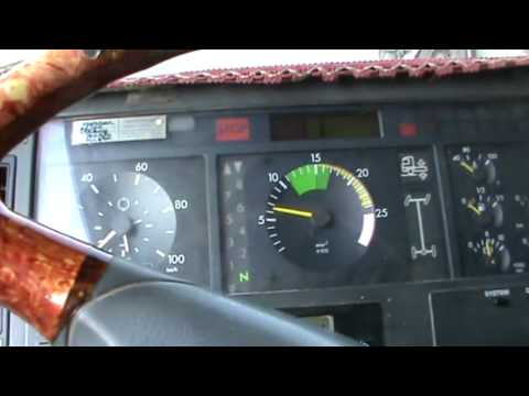 mercedes benz actros 1848 motor sesi küçük sanayi sitesi - youtube
