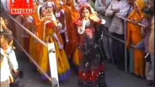 Main Paga Abani Aau E Mahari Maiya [Rajasthani devotional song] Sona Ka Jhanjhar Bajna