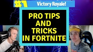 Pro tips and tricks for Fortnite to get the victory royale