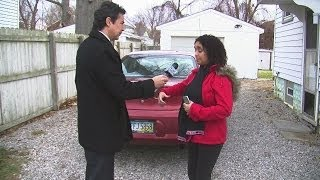 Lorain woman has her car mistakenly repossessed
