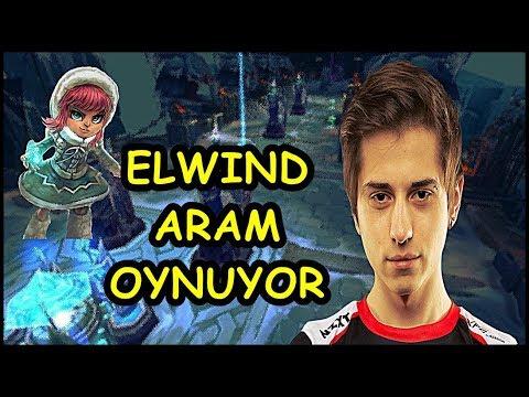 ELWIND ARAM OYNUYOR(30 lvl olmak için)